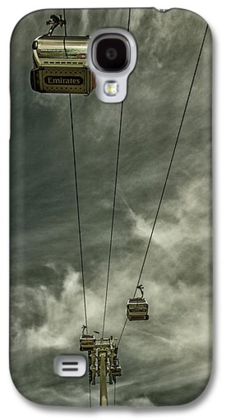 Cable Car Galaxy S4 Case by Martin Newman