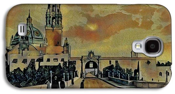 Cabrillo Bridge And Museum Of Man Galaxy S4 Case
