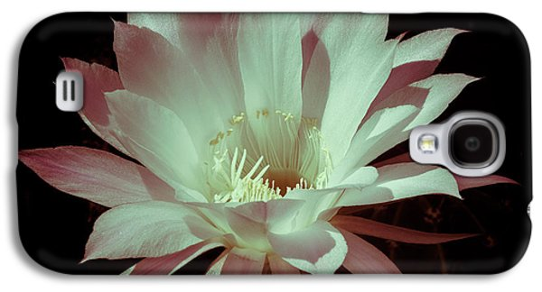Cactus Flower Galaxy S4 Case