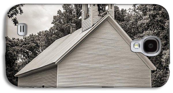 Cades Cove Primitive Baptist Church - Toned Bw Galaxy S4 Case