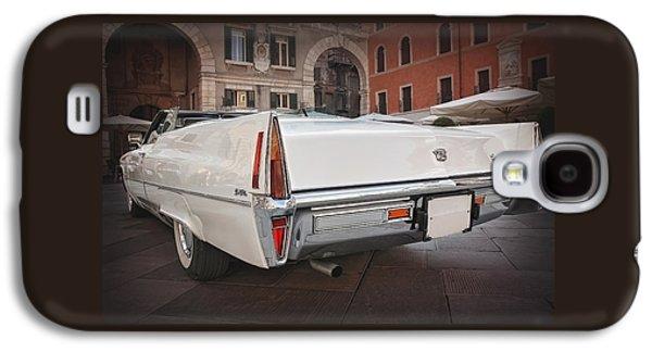 Cadillac Coupe De Ville Galaxy S4 Case by Carol Japp