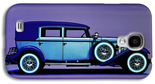 Cadillac V16 1930 Painting Galaxy S4 Case