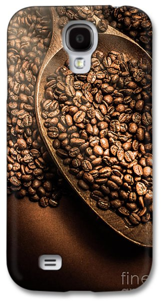 Cafe Aroma Art Galaxy S4 Case by Jorgo Photography - Wall Art Gallery