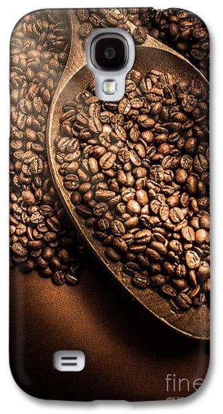 Cafe Aroma Art Galaxy S4 Case