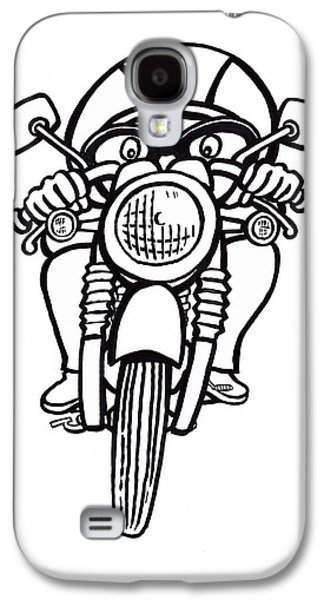 Cafe Racer 2 Galaxy S4 Case by Scott Nelson
