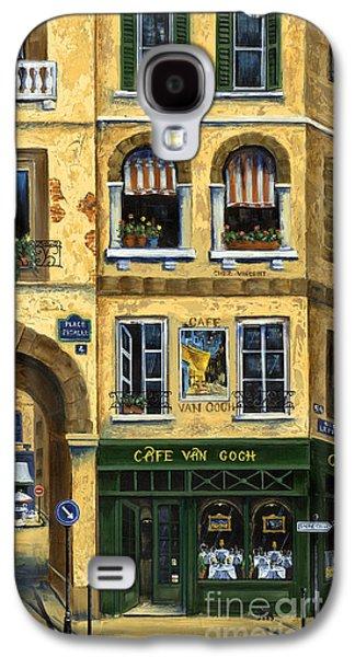 Cafe Van Gogh Paris Galaxy S4 Case