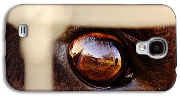 Caged Buffalo Reflects Galaxy S4 Case