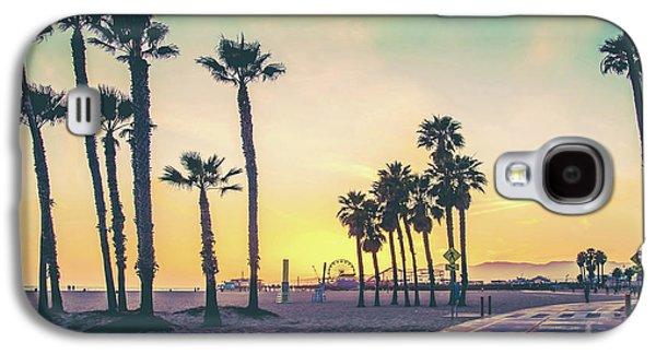 Cali Sunset Galaxy S4 Case by Az Jackson