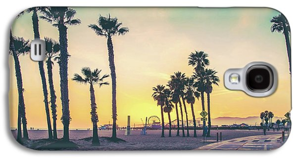 Cali Sunset Galaxy S4 Case by Az Jackson