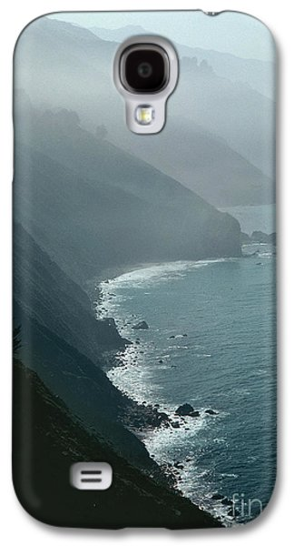 California Coastline Galaxy S4 Case by Unknown