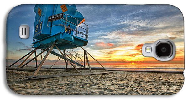 American Landmarks Galaxy S4 Case - California Dreaming by Larry Marshall