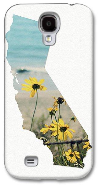 California Dreams Art By Linda Woods Galaxy S4 Case