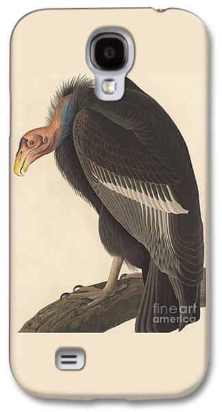 Californian Vulture Galaxy S4 Case