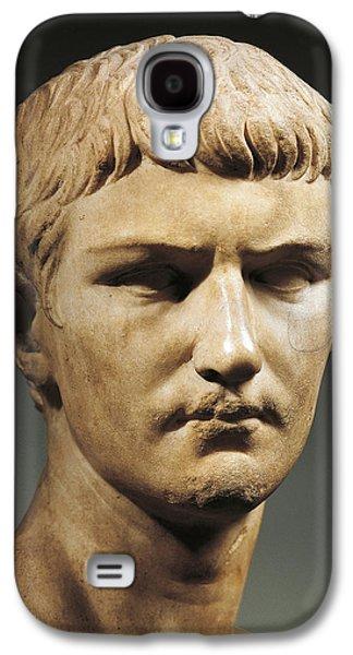 Caligula Galaxy S4 Case by Roman School