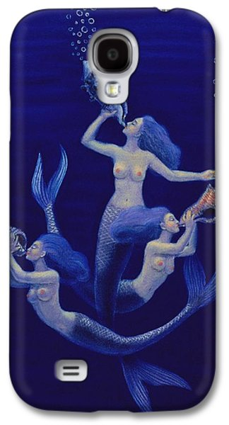 Call Of The Mermaids Galaxy S4 Case