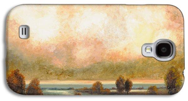Calor Bianco Galaxy S4 Case by Guido Borelli