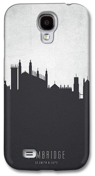 Cambridge England Cityscape 19 Galaxy S4 Case