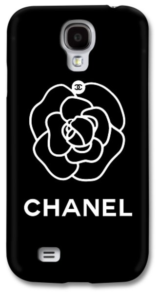 Camellia Chanel Galaxy S4 Case by Tres Chic