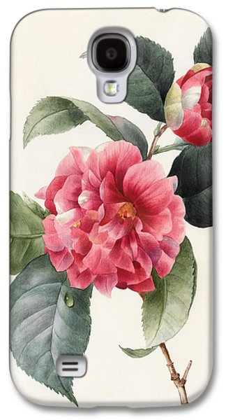 Camellia Galaxy S4 Case by Louise D'Orleans