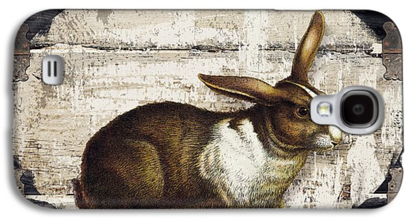 Campagne Iv Rabbit Farm Galaxy S4 Case by Mindy Sommers