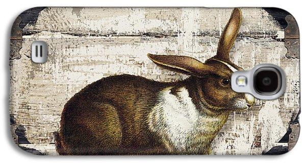 Campagne Iv Rabbit Farm Galaxy S4 Case