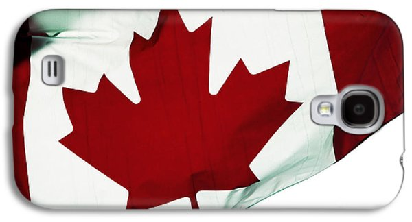 Canada Galaxy S4 Case by John Rizzuto
