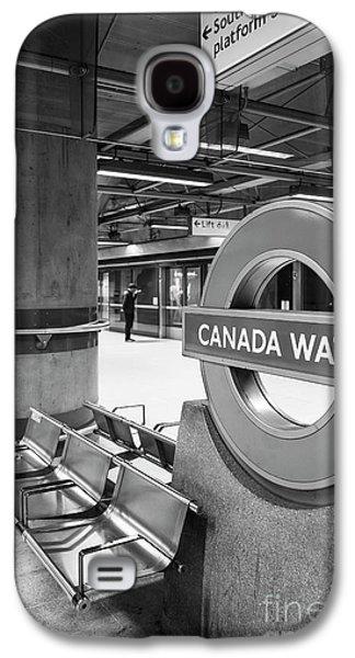 Canada Water Galaxy S4 Case