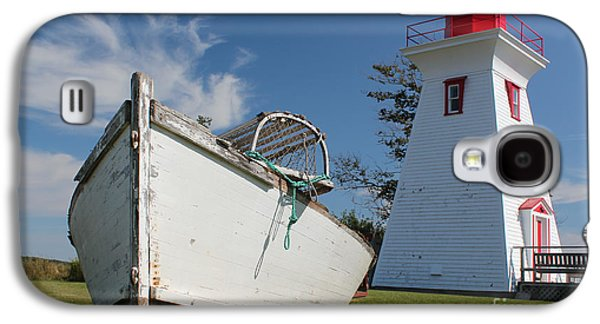 Canadian Maritimes Lighthouse Galaxy S4 Case