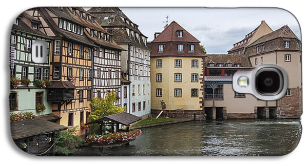 Canals Of Strasbourg Galaxy S4 Case by Yefim Bam