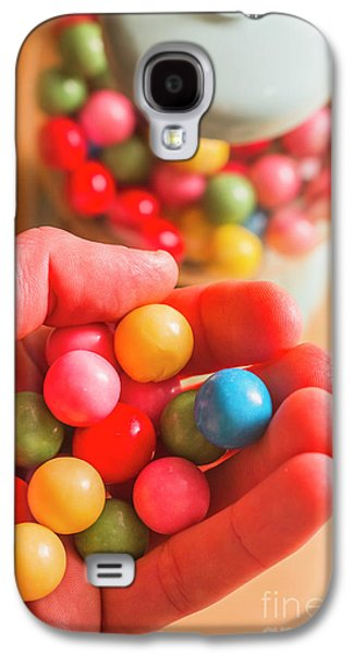 Candy Hand At Lolly Store Galaxy S4 Case by Jorgo Photography - Wall Art Gallery