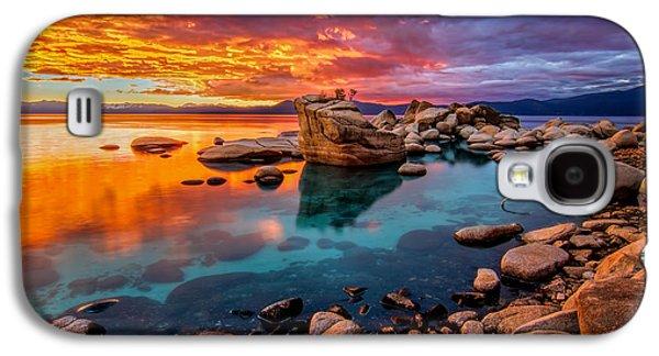 Candy Skies Galaxy S4 Case by Steve Baranek