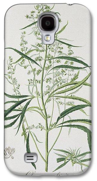 Cannabis Galaxy S4 Case by LFJ Hoquart