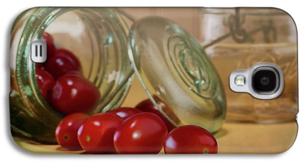 Canned Tomatoes - Kitchen Art Galaxy S4 Case by Tom Mc Nemar