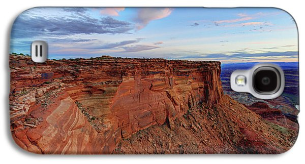 Canyonlands Delight Galaxy S4 Case by Chad Dutson