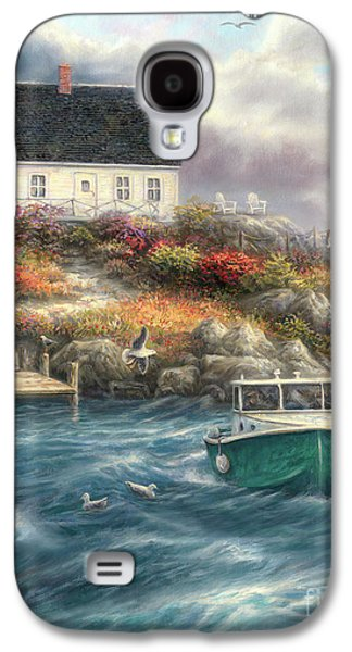 Cape Cod Afternoon Galaxy S4 Case