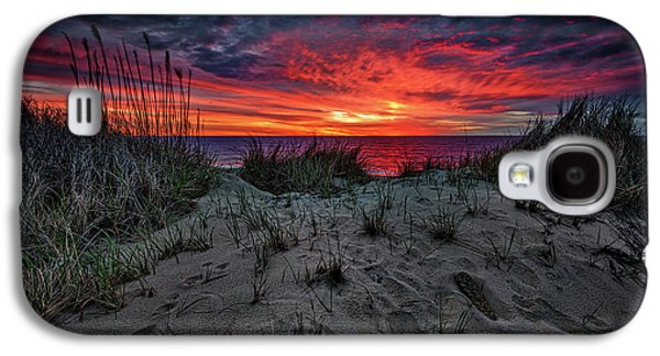 Cape Cod Sunrise Galaxy S4 Case