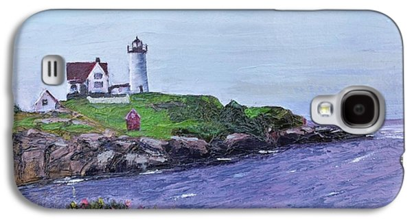 Cape Neddick Lighthouse Galaxy S4 Case