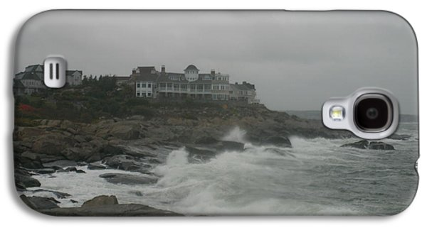 Cape Neddick Maine Galaxy S4 Case by Imagery-at- Work