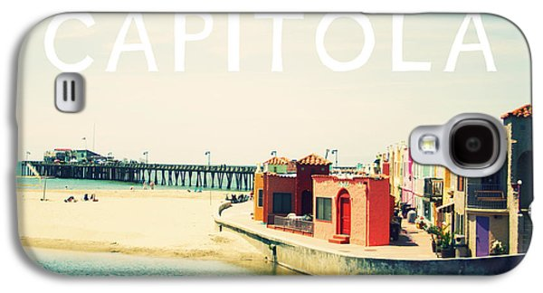 Capitola Galaxy S4 Case by Linda Woods