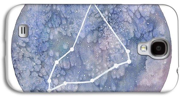 Capricorn Galaxy S4 Case by Stephie Jones
