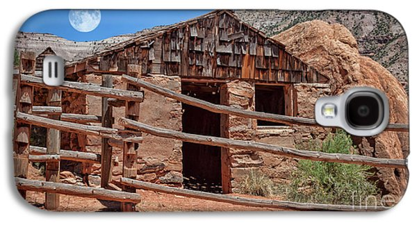 Captain Henry A. Smith's Cabin Galaxy S4 Case by Janice Rae Pariza