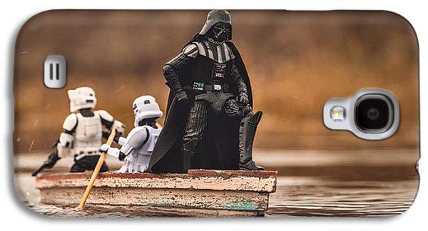 Captain Vader Galaxy S4 Case by Matt Ferris
