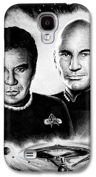 Captains Galaxy S4 Case