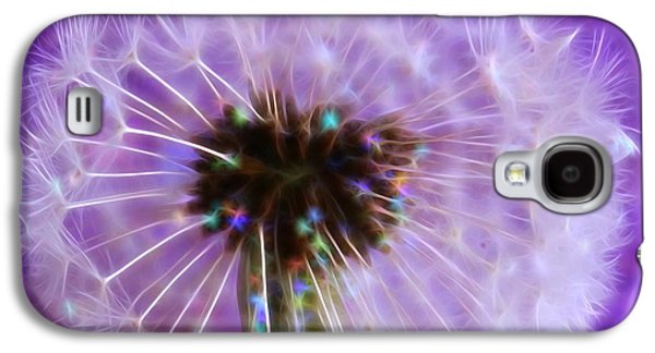 Captured Wish Galaxy S4 Case by Krissy Katsimbras
