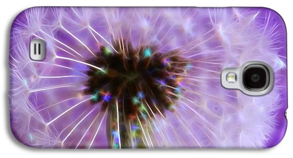 Captured Wish Galaxy S4 Case by Krissy Katsimbras