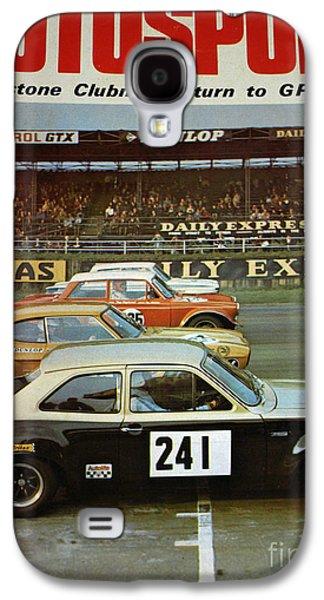 Robert Smith Music Galaxy S4 Case - Car Magazine by TSB Art Gallery Dennis Thompson Jr Curator Photographer