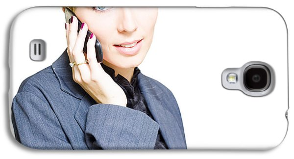 Career And Job Employment Galaxy S4 Case by Jorgo Photography - Wall Art Gallery