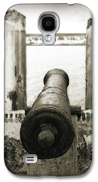 Caribbean Cannon Galaxy S4 Case