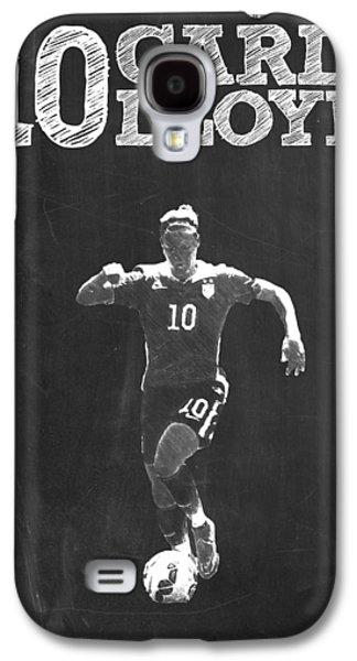Carli Lloyd Galaxy S4 Case by Semih Yurdabak