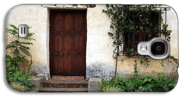 Carmel Mission Door Galaxy S4 Case